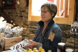 Dégustez gratuitement nos caramels lors de votre visite à la ferme.
